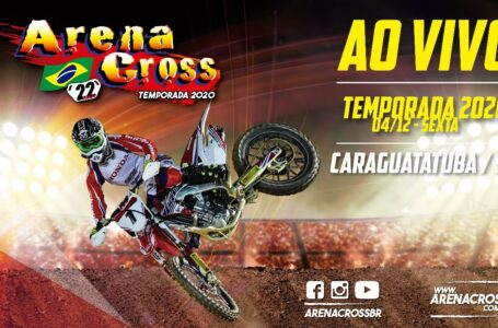Live – Arena Cross 2020 – AO VIVO – Caraguatatuba 04/12