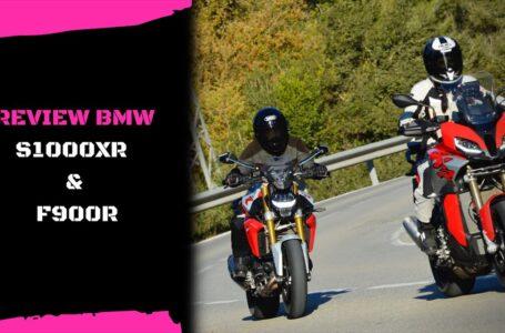 BMW S1000XR y BMW F900R – Prueba y opinión