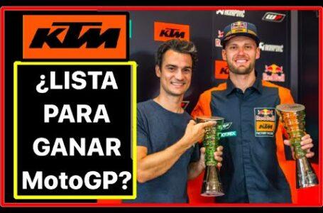 ¿Luchara KTM por el Titulo de MotoGP 2.021? Pros y Contras – MOTOGEPEANDO