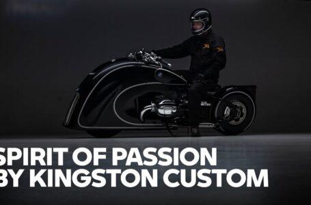 ¡Magnífica construcción personalizada de BMW R 18! l Espíritu de pasión por Kingston Custom
