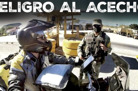 El – PELIGRO – NO ESTABA en TAMAULIPAS (México) / (S17/E25) EL MUNDO EN MOTO CON CHARLY SINEWAN
