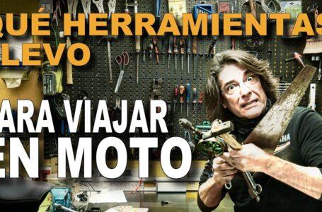 HERRAMIENTAS PARA LLEVAR EN MOTO