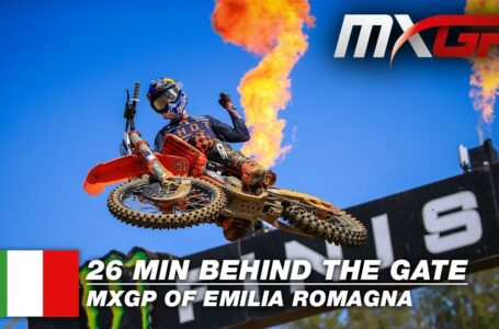 Ep.6 – 26 Minutes Behind the Gate – MXGP of Emilia Romagna 2020