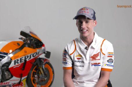 Entrevista a Pol Espargaró, piloto del equipo Repsol Honda 2021