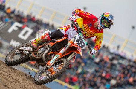 Gran reportaje del Motocross de Las Naciones 2019 – Primera carrera de Jorge Prado en 450
