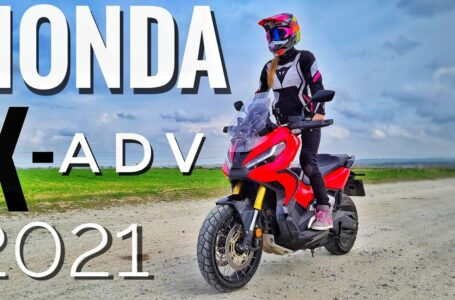 Nuestra opinión sobre la Honda X ADV 2021 (Off-Road Test)