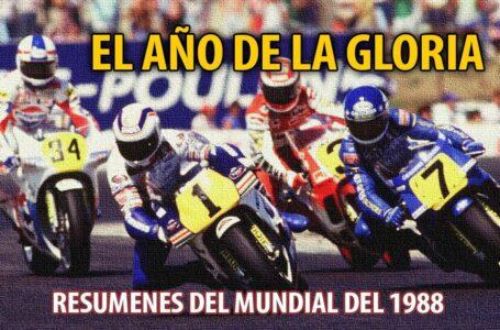 Resumen Gran Premio de España 1988