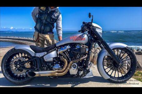 Harley-Davidson FXBRS