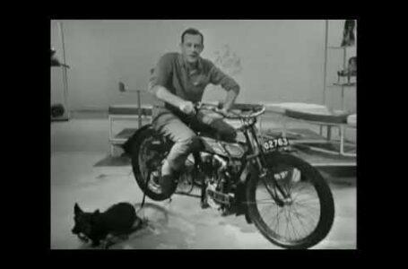 Isla de Man: Moto ganadora de 1907 en comparación con la de 1967