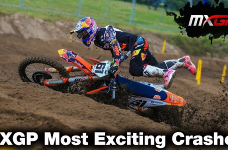 MXGP Most Exciting Crash Compilation 2020