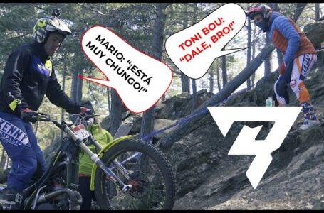 ¡Compito en el campeonato de Trial de Andorra! | Mario Román 74 |