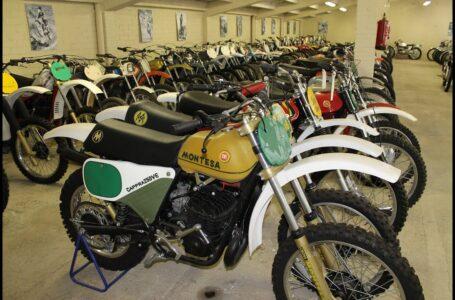 Colección motos clásicas españolas