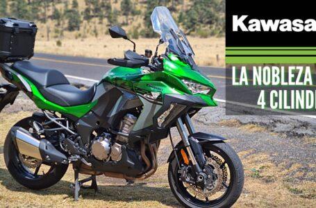 Kawasaki VERSYS 1000 SE || Bestia domesticable