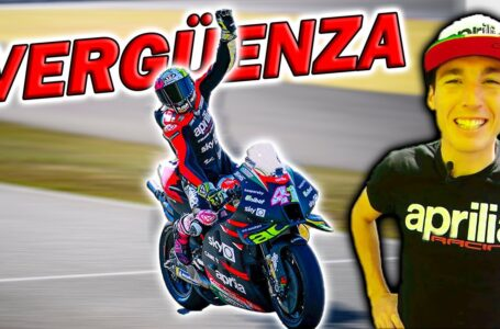 Aleix ESPARGARO: «ESTO SOLO PASA en ESPAÑA! Qué VERGÜENZA!» MotoGP