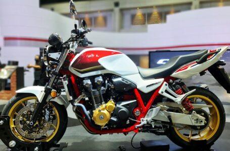 New Honda CB1300 SUPER FOUR 2021