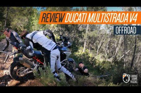 Ducati Multistrada V4 | Review | Cabras Sobre Ruedas