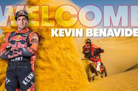 El campeón del Rally Dakar 2021 ya luce los colores de KTM