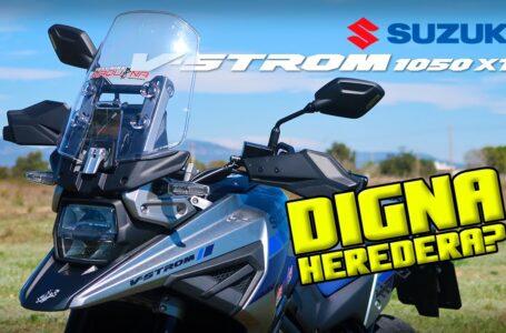 Review SUZUKI VSTROM 1050 XT 2021… La nueva DR BIG?