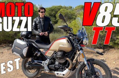 Moto Guzzi V85 TT – Prueba Test Review – motoTERAPIA#60