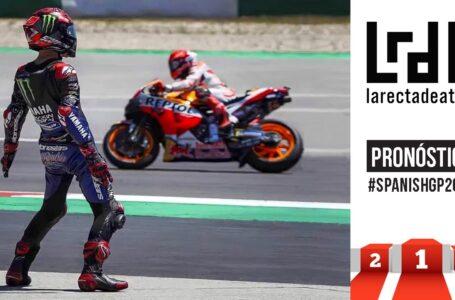 Pronóstico de Moto GP para el GP de España en menos de 10 minutos