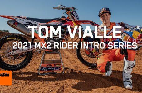 Red Bull KTM Factory Racing's 2021 MXGP | TOM VIALLE