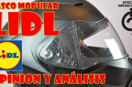 Prueba casco modular LIDL: opinión, prueba y comparativa (S01 EP03)
