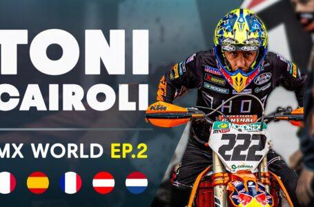 MX World | Los diarios de KTM EP2: Antonio Cairoli