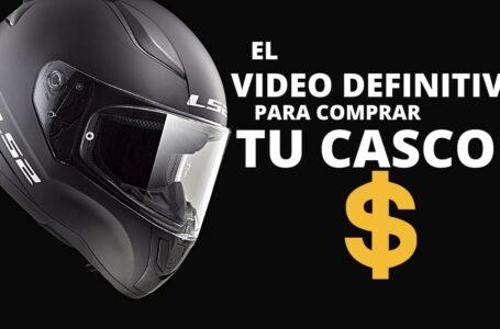 ¡No compres un casco sin antes ver este video!