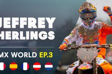MX World | Los diarios de KTM EP3: Jeffrey Herlings