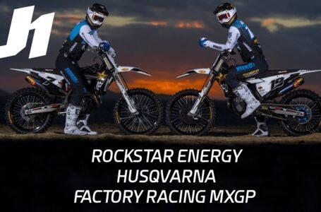 Entrenamientos de pretemporada 2021 | JASIKONIS, OLSEN | Rockstar Energy Husqvarna Factory Racing MXGP