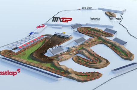 Los planos del GP de Motocross de España  2021