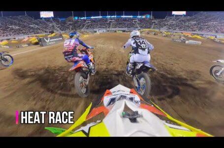 Vlog Joan Cros en Salt Lake City Supercross – Acabando el año a lo grande con un Main!