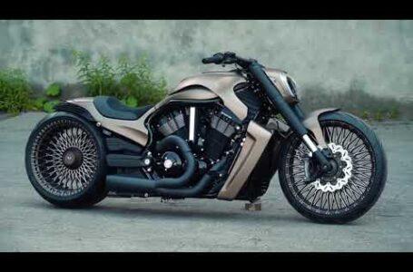 Harley-Davidson® Night Rod Special Custom