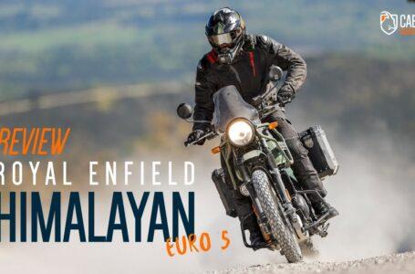 Royald Enfield Himalayan 2021 | Review | Cabras Sobre Ruedas