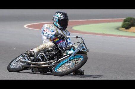 Auto Race Flat Track Speedway Racing de Japón