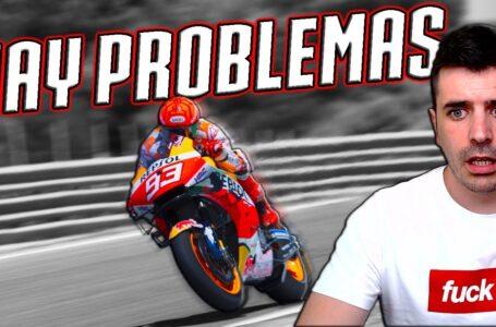Marc MÁRQUEZ RECONOCE los PROBLEMAS de la HONDA en MOTOGP