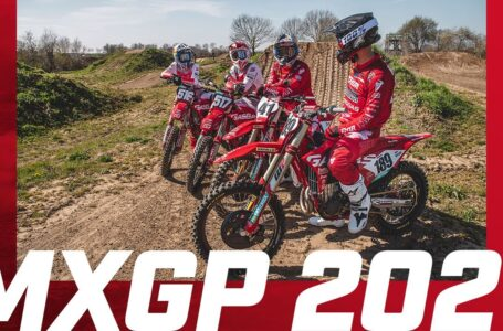 GASGAS Motocross Factory Racing 2021