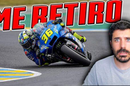Joan MIR: «ME RETIRO si hay más CARRERAS en Le Mans MOTOGP»