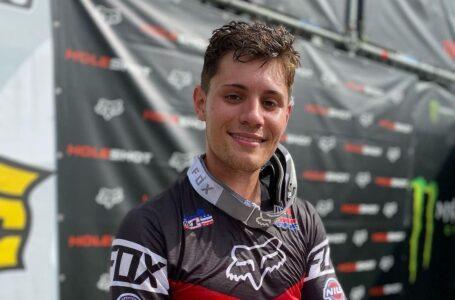 Enhorabuena Rubén Fernández tu primer podio en el mundial