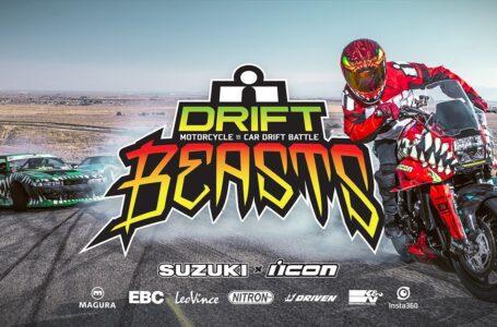 ICON Drift Beasts – Motorcycle vs. Car Drift Battle