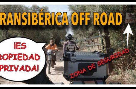 ¡¡ME METO DONDE NO DEBO!! TRANSIBÉRICA OFF ROAD CAP.1