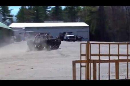 Un tanque deportivo – Enduro o Cross este no tiene problema