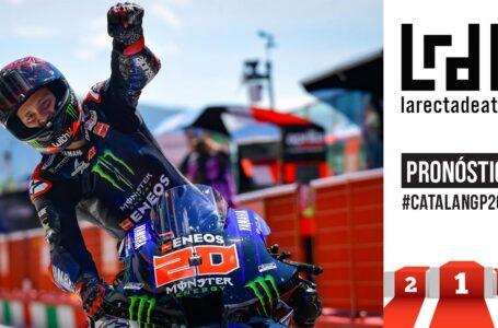 Pronóstico de Moto GP para el GP de Cataluña 2021