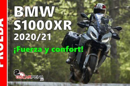 BMW S 1000 XR 2020 / 2021. Prueba. ¡Fuerza y confort!