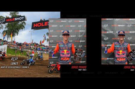 Holeshot | MXGP Loket 2021 Dos más para Jorge Prado
