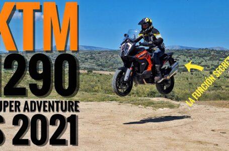 Prueba a fondo KTM 1290 💥 Super Adventure S 2021 💥 Español / La maxi Trail más polivalente.