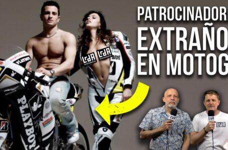 Patrocinadores extraños en MotoGP