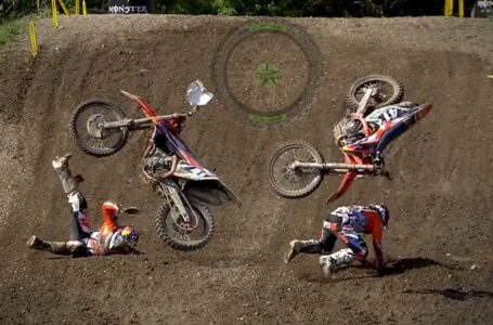 El riesgo que asumimos vol. 2 | Motocross Crashes