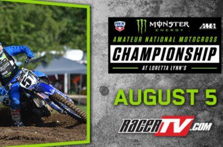 LIVE 2021 Loretta Lynn's Amateur National Motocross Championship – Day 3