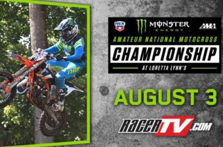 2021 Loretta Lynn's Amateur National Motocross Championship – Day 1